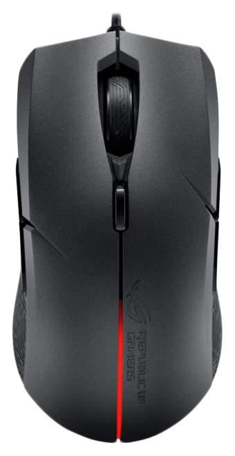 Игровая мышь ASUS ROG Strix Evolve Black (90MP00J0-B0UA00)