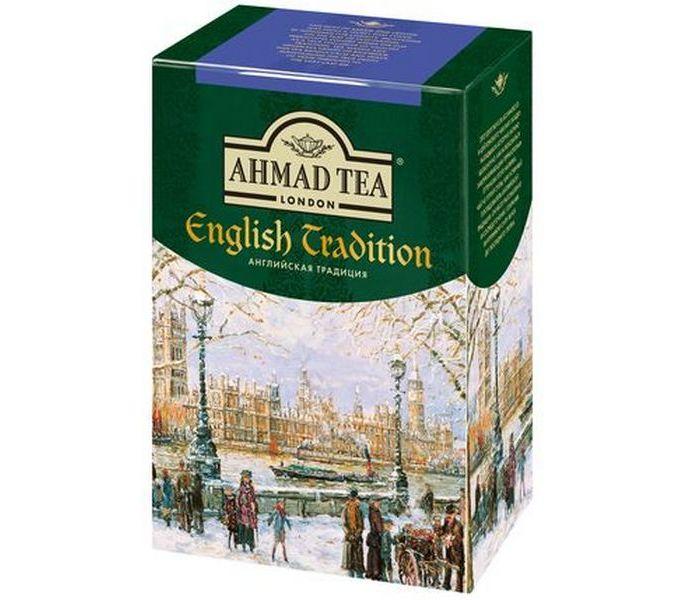 Чай Ahmad английская традиция черный 200 г