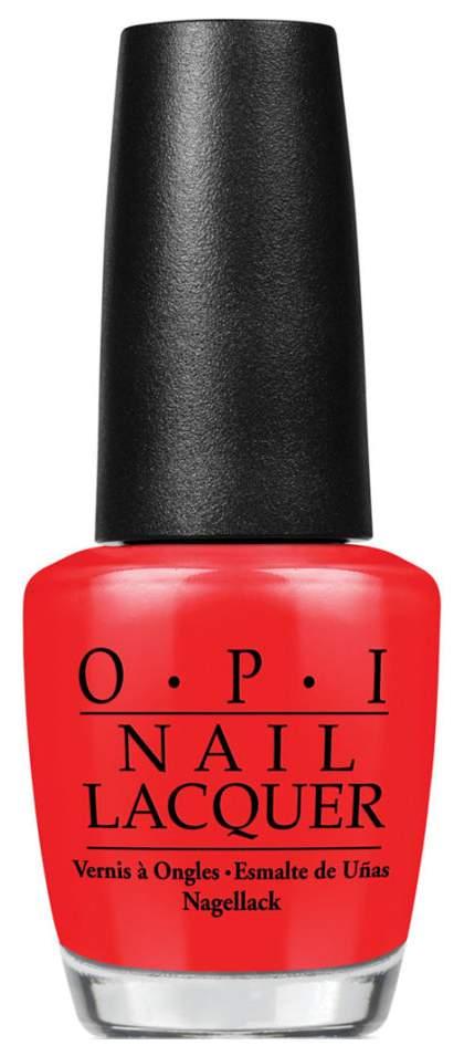 Лак для ногтей OPI Nail Lacquer NLH70 Aloha From OPI 15 мл