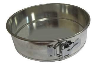 Форма для выпечки разъемная с замком ФР-26
