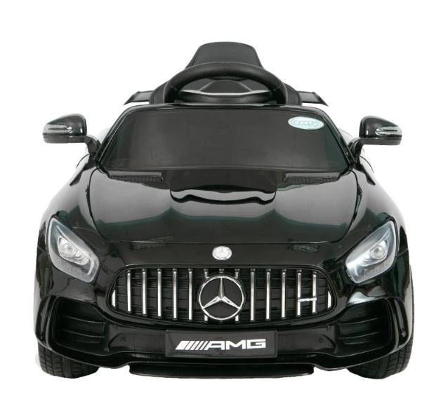 Детский электромобиль Barty Mercedes-Benz AMG GT R (Лицензия), Чёрный