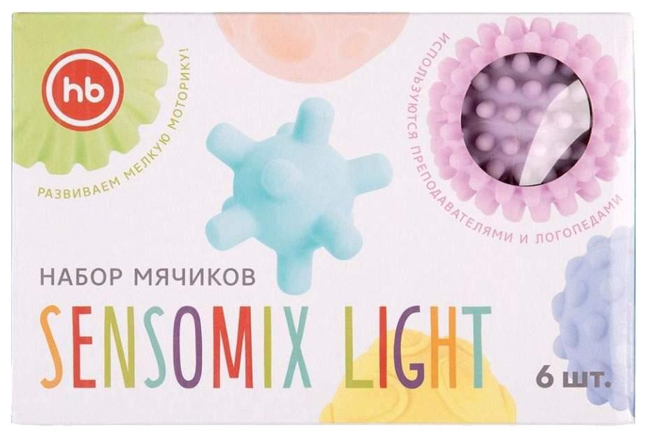 Игрушка для купания Happy Baby Sensomix Light 330088
