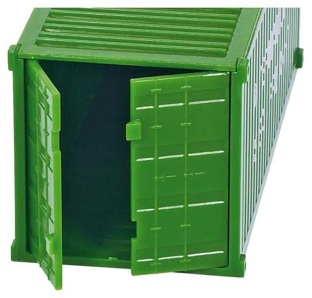 Спецтехника Siku тягач с контейнерами 3921