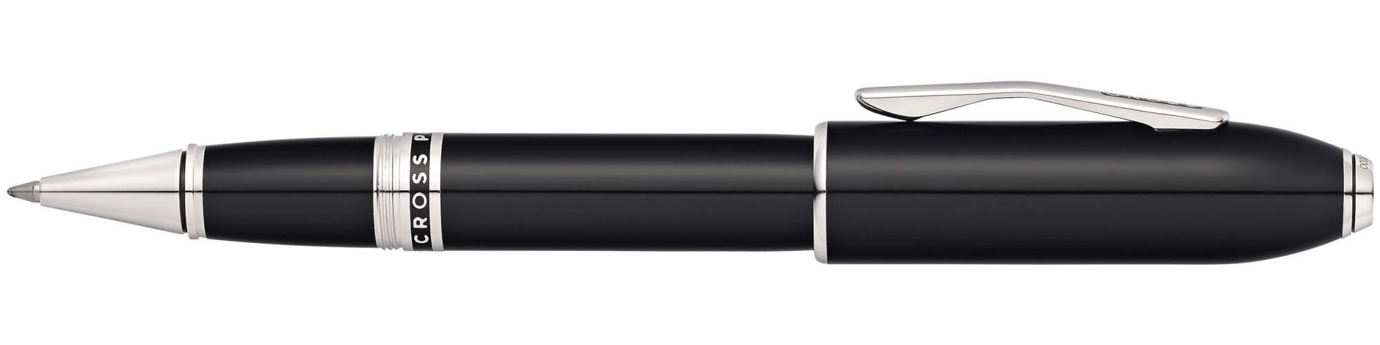 Миниатюра Cross Peerless 125 - Black, ручка-роллер, M, BL №2