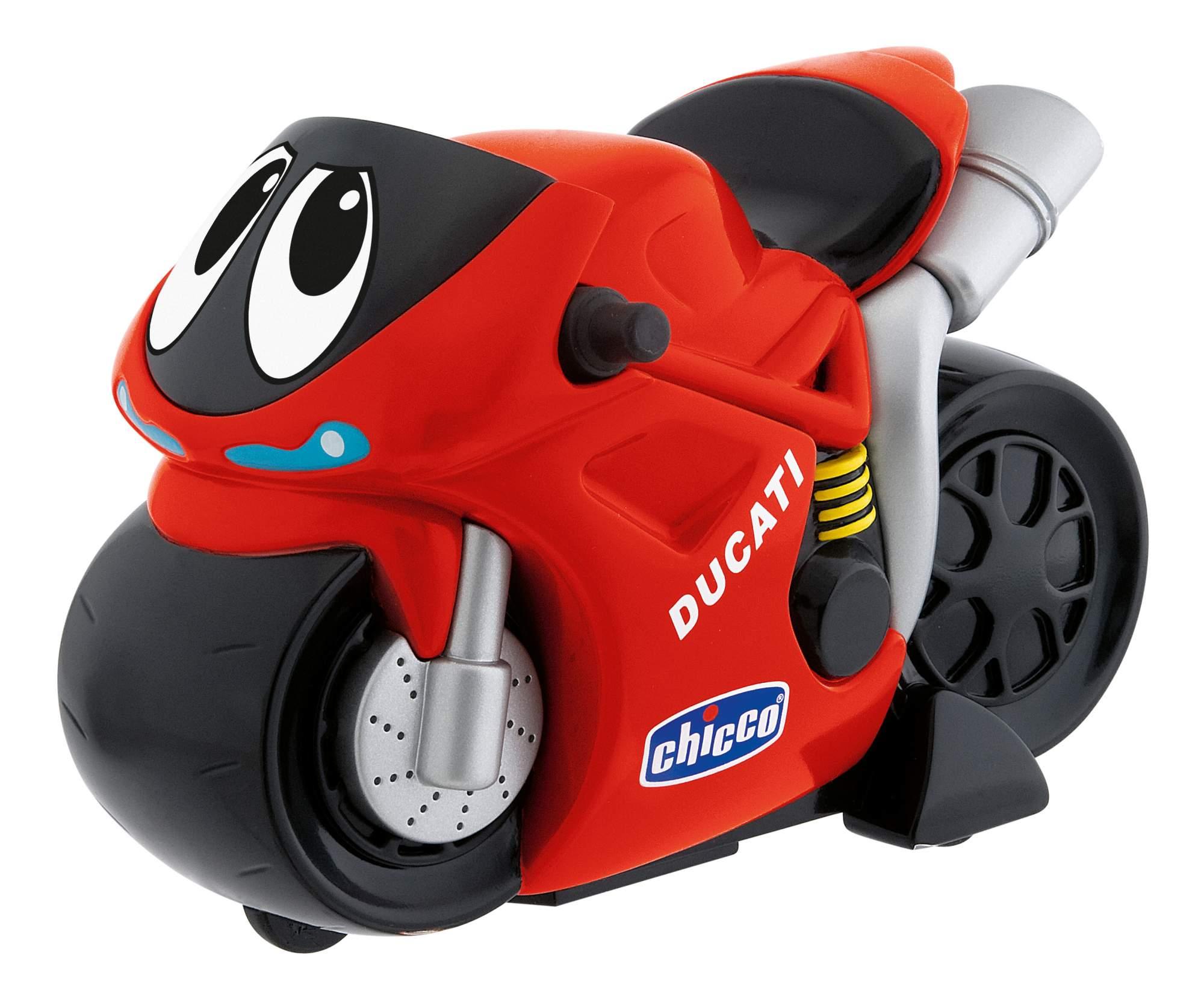 Игрушка Chicco Турбо-Мотоцикл Ducati 6716