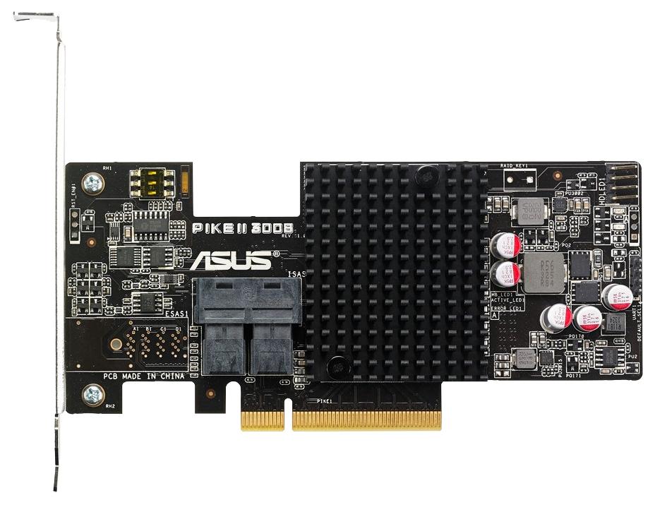 PCI-e RAID контроллер Asus PIKE II 3008-8I