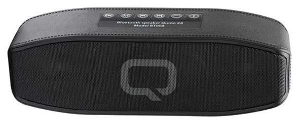 Беспроводная акустика QUMO X8 Black (BT0008)
