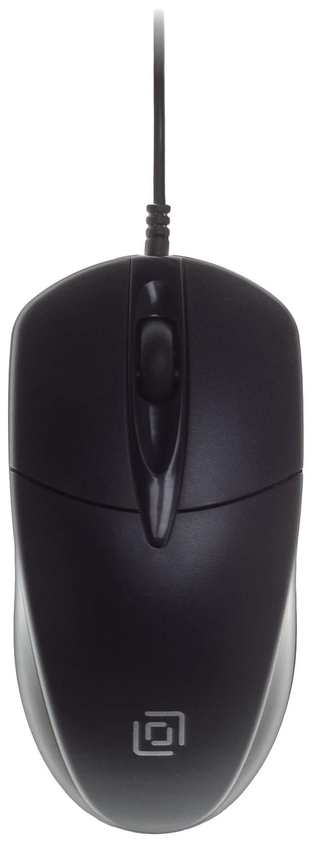 Проводная мышка OKLICK 275M Black