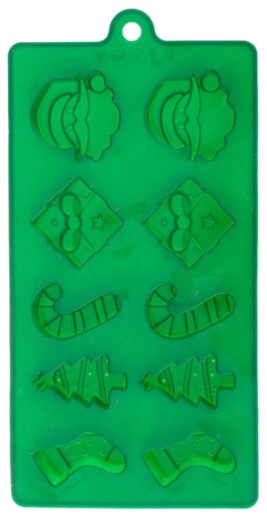 Форма для выпечки Agness 710-304 Зеленый