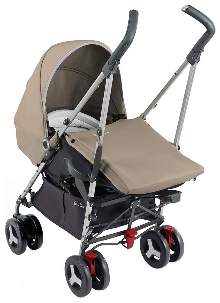 Дополнительный комплект для новорожденного для коляски Silver Cross Reflex sand