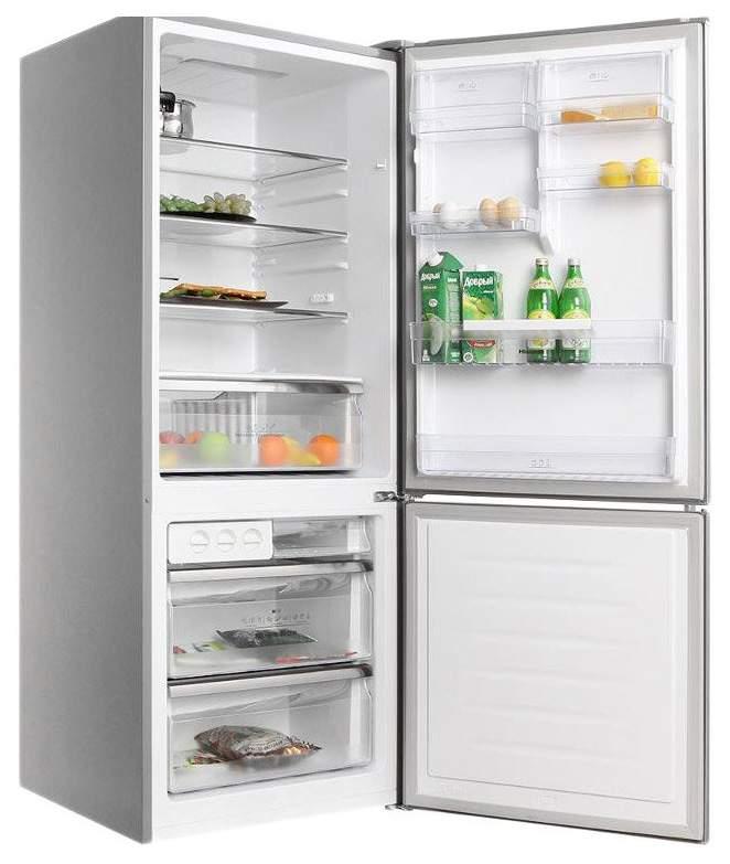 Холодильник HISENSE RD-50WС4SAS Silver