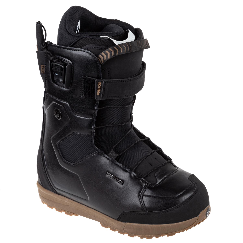 Ботинки для сноуборда Deeluxe Empire TF 2019, black, 29