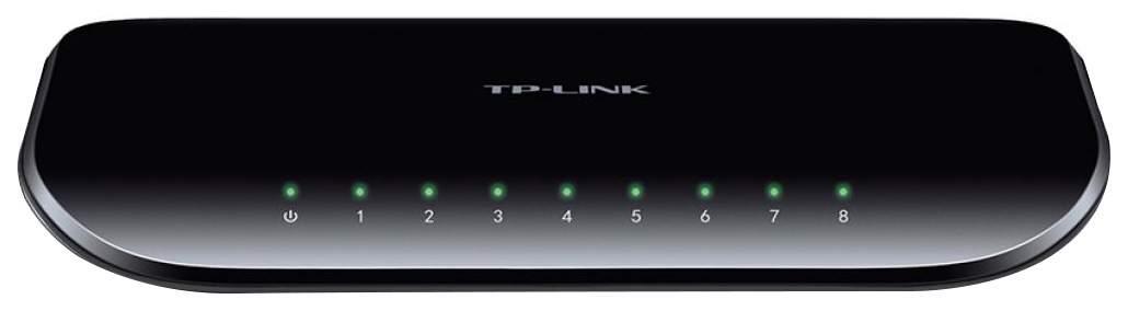 Коммутатор TP-LINK TL-SG1008D
