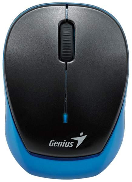 Беспроводная мышь Genius Micro Traveler 9000R V3 Blue/Black (9000RV3)