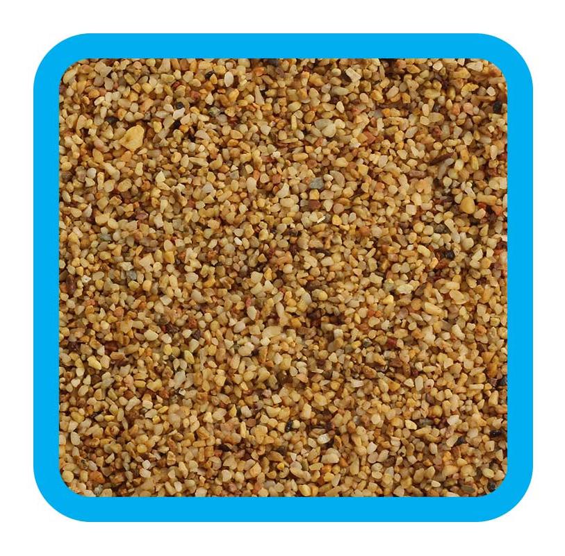 Triol Грунт 20203B Меланж светло-коричневый 2-4 мм, 2 кг