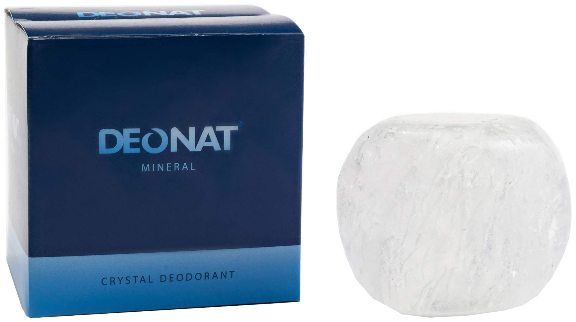 Дезодорант DeoNat Кристалл подарочный 155 г