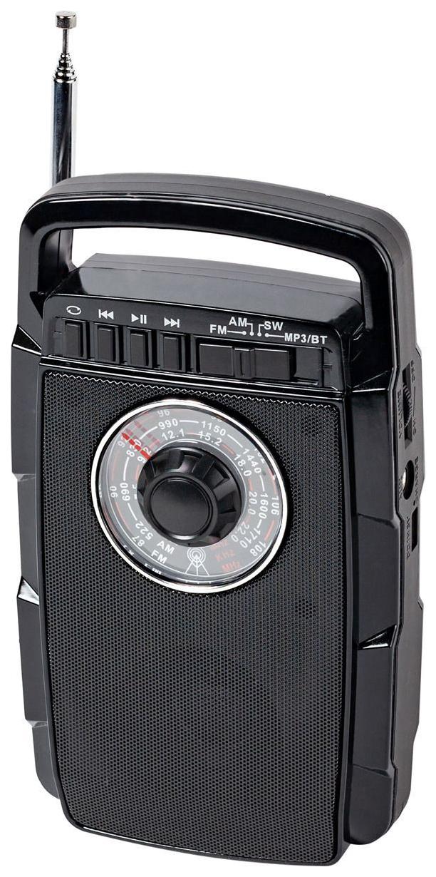 Радиоприемник MAX МR-322 Черный