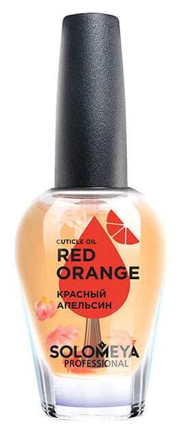 "Масло для ногтей SOLOMEYA ""Апельсин"" 14 мл"