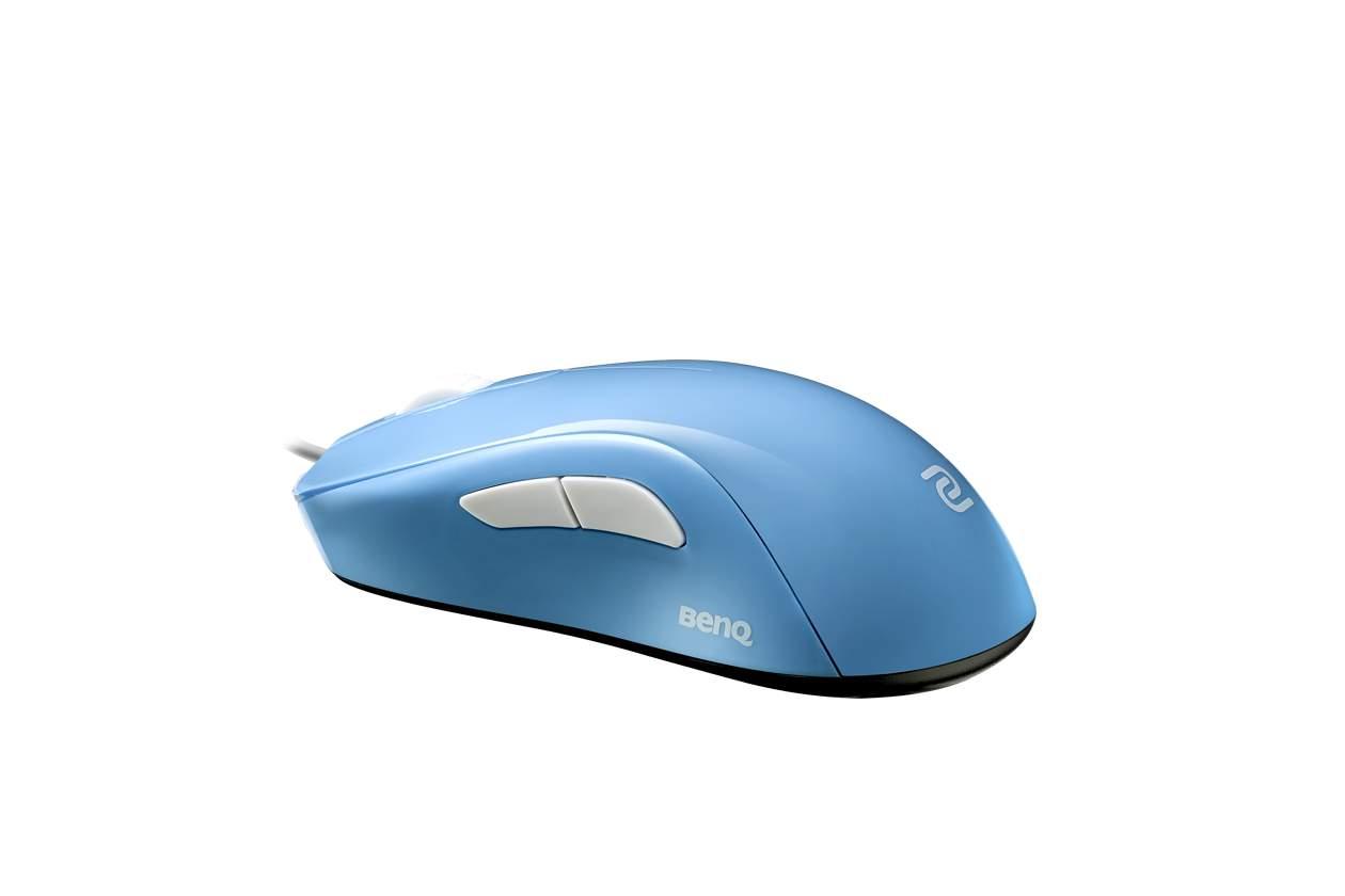 Проводная мышка BenQ Zowie S2 Divina Cyan (9H.N1LBB.A61)