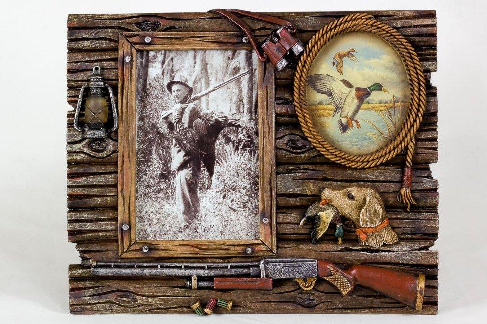 может фото рамки мужские про рыбалку и охоту простой вариант украшения