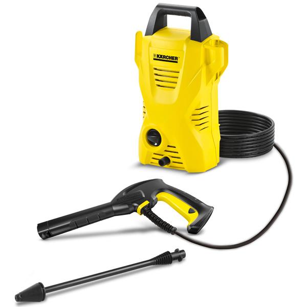 Электрическая мойка высокого давления Karcher K 2 Basic 1.673-155.0