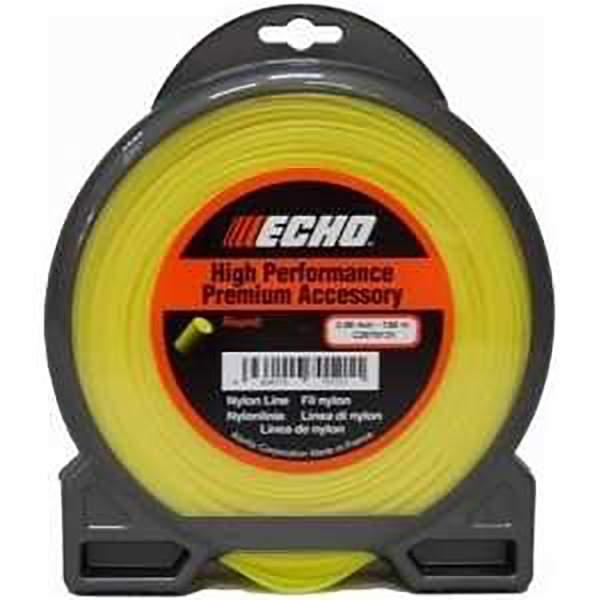 Леска для триммера Echo Round Line 2.4мм/15м (круглый) (C2070101)