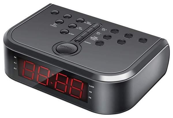 Радио-часы Hyundai H-RCL120