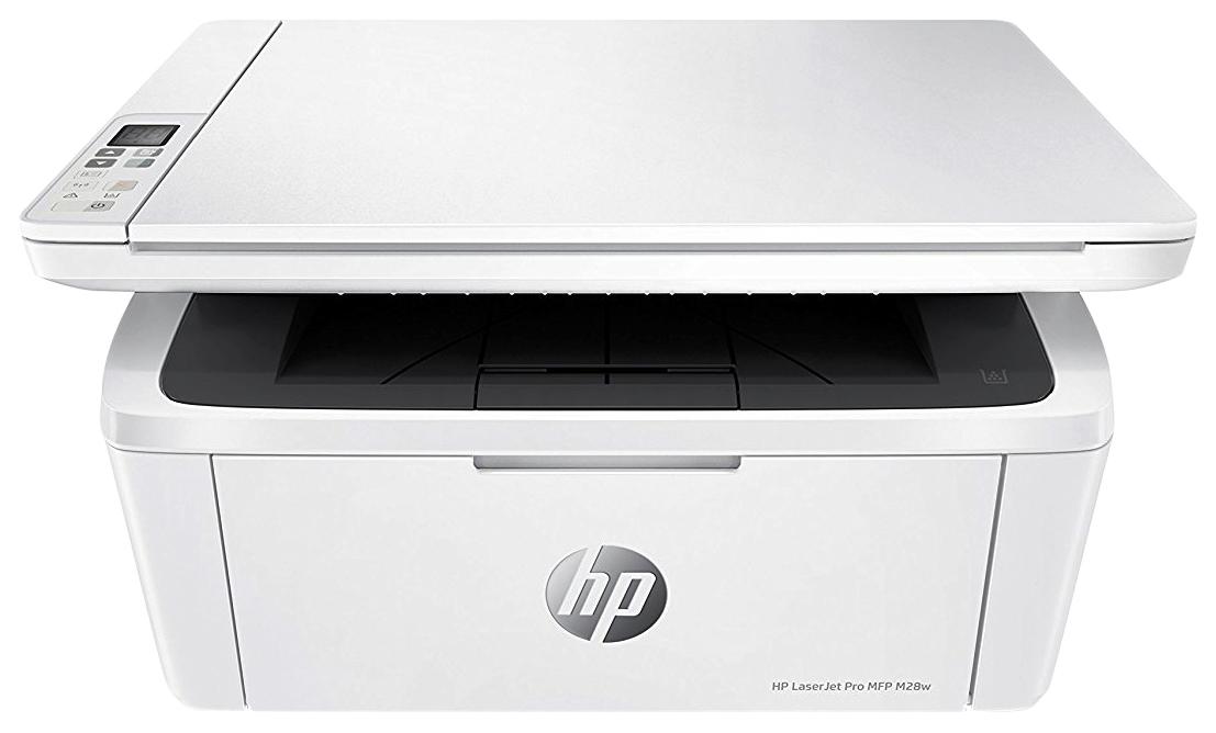 Миниатюра Лазерное МФУ HP LaserJet Pro M28w №1
