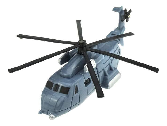 Интерактивный робот 1TOY Звездный защитник. Вертолет, 7 см