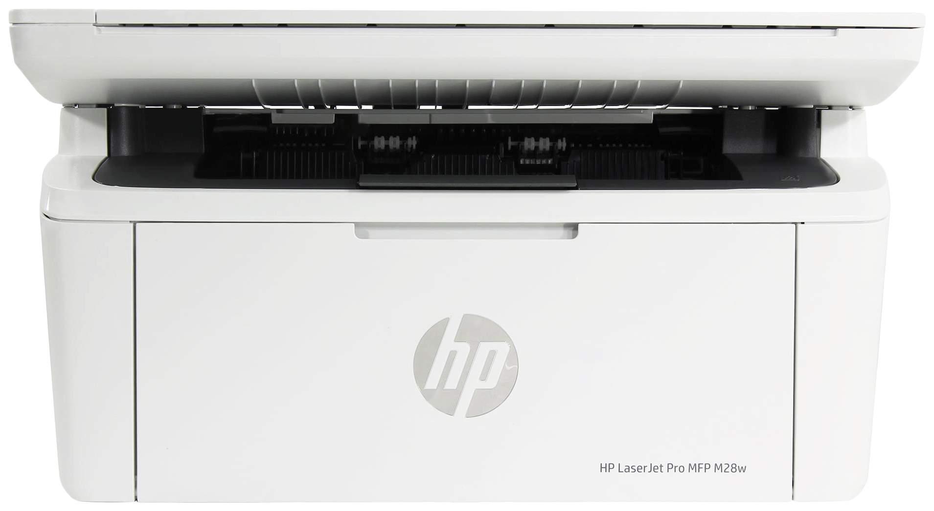 Миниатюра Лазерное МФУ HP LaserJet Pro M28w №2