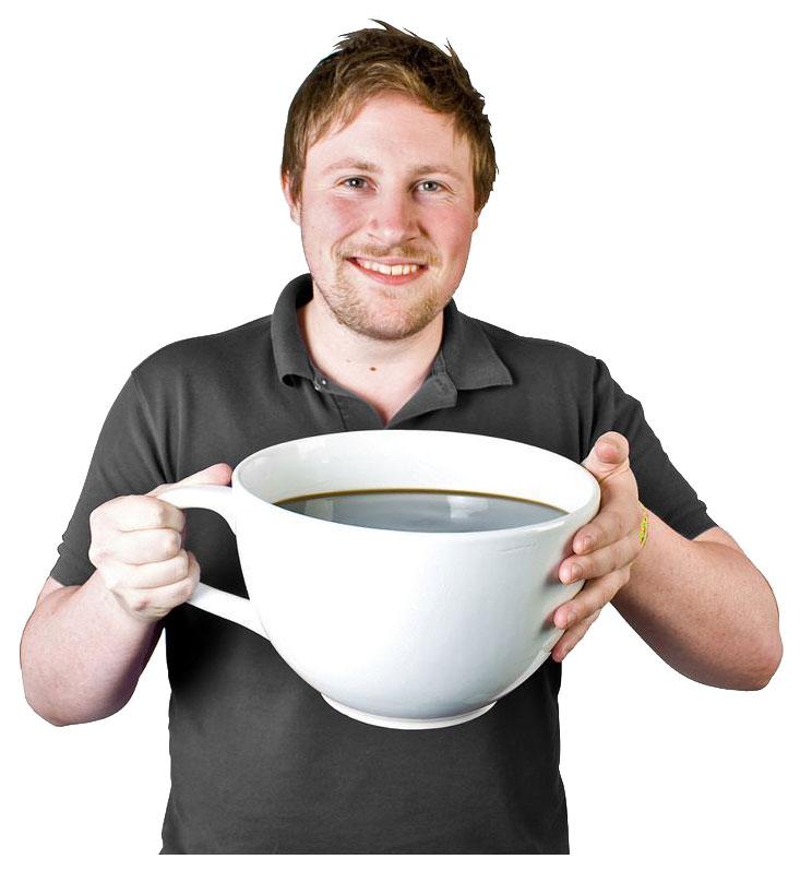 чашка чая смешная картинка расчет рекламной