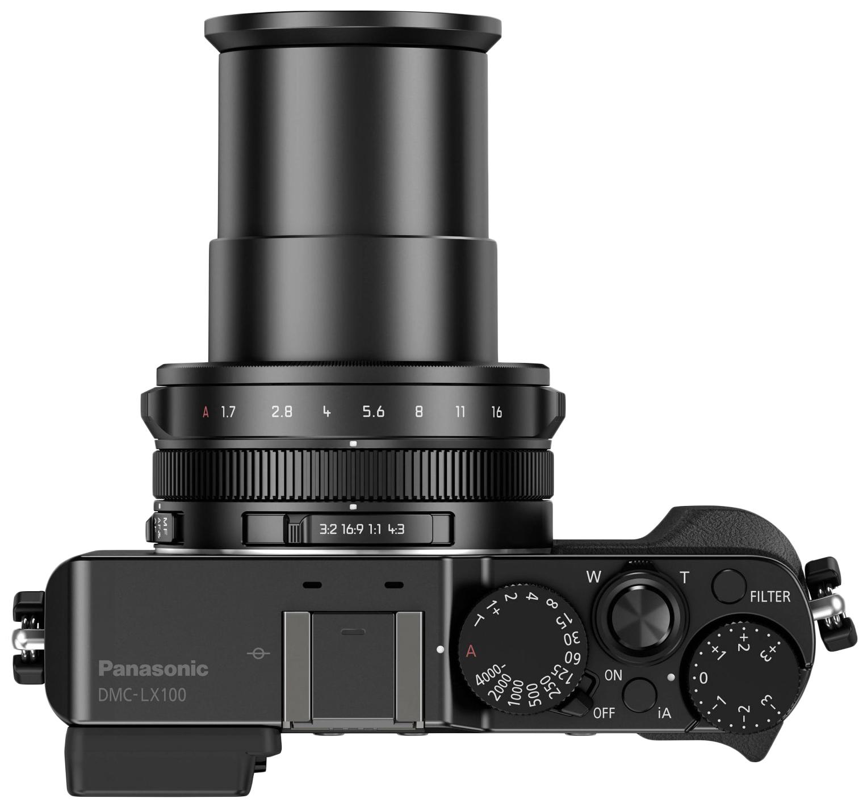 так компактные фотокамеры с большой матрицей большая