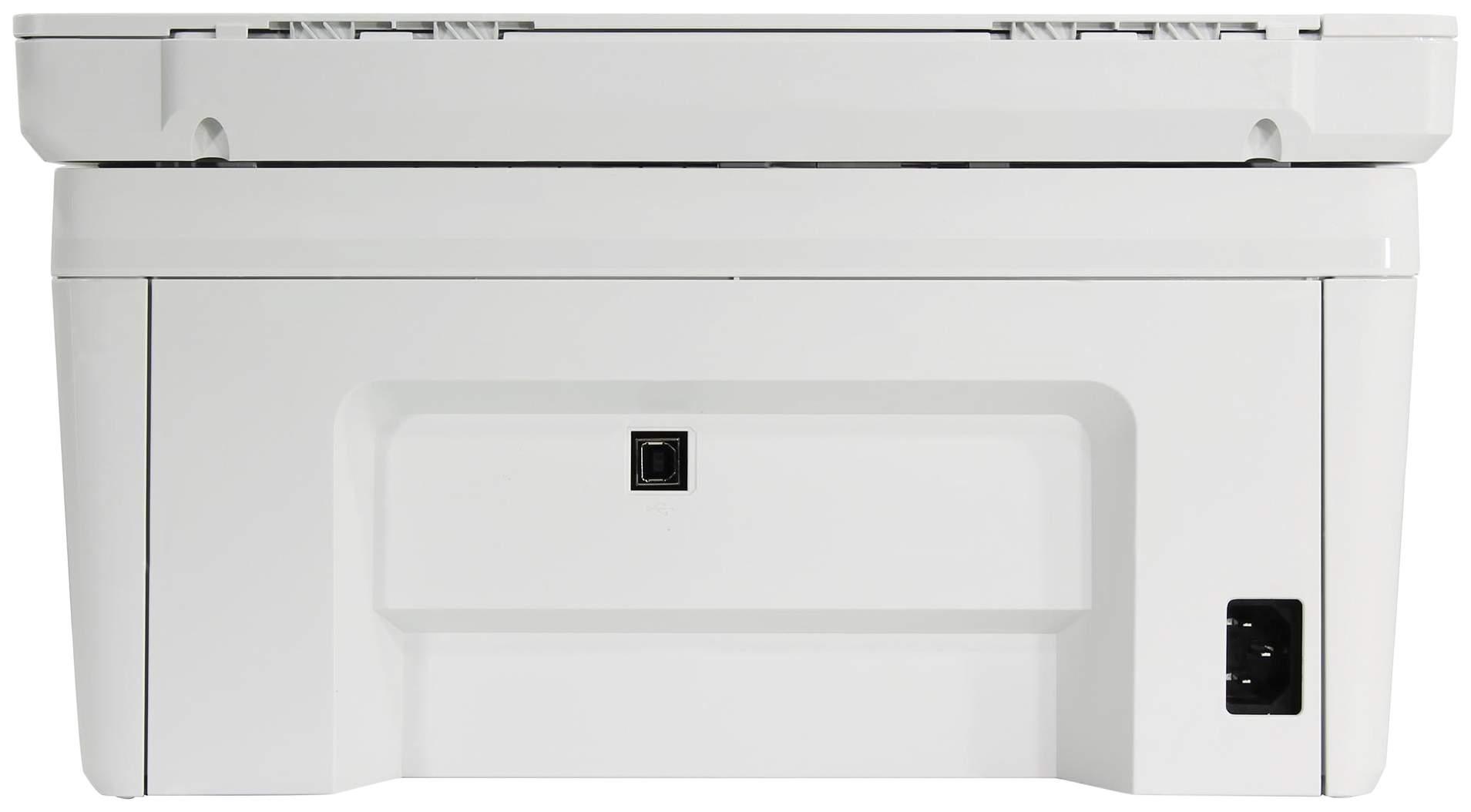 Миниатюра Лазерное МФУ HP LaserJet Pro M28w №7