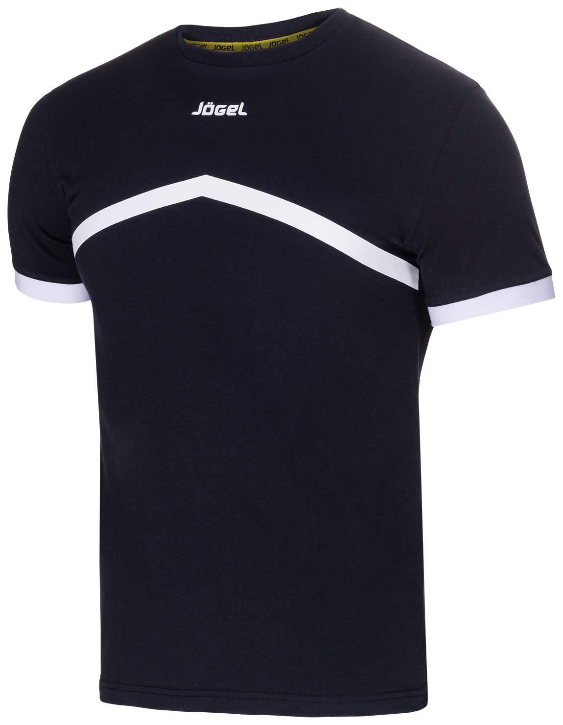 ФутболкаJOGEL JCT-1040-061 черный YM