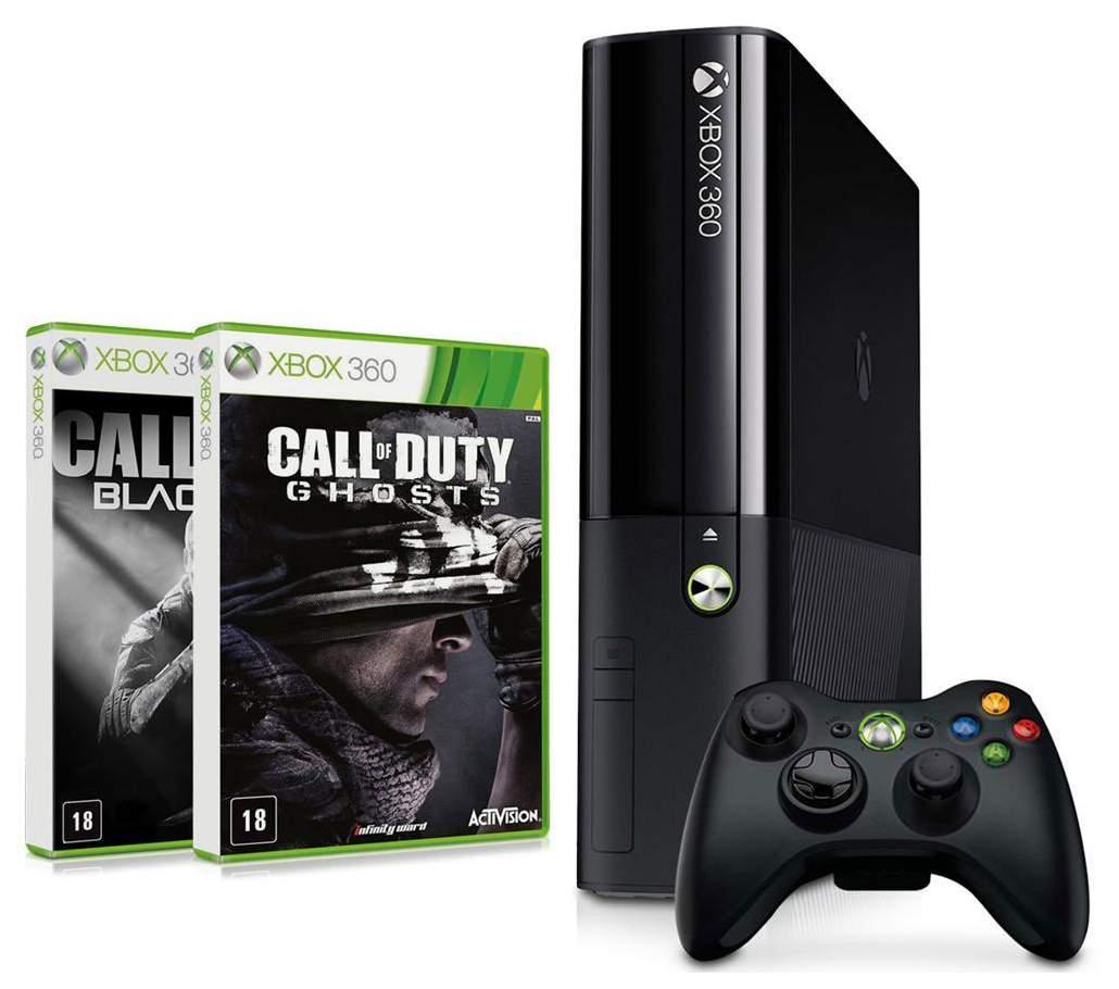 Игровая приставка Microsoft Xbox 360 500Gb+Call Of Duty Ghosts/BlackOps2 (3M6-00097)