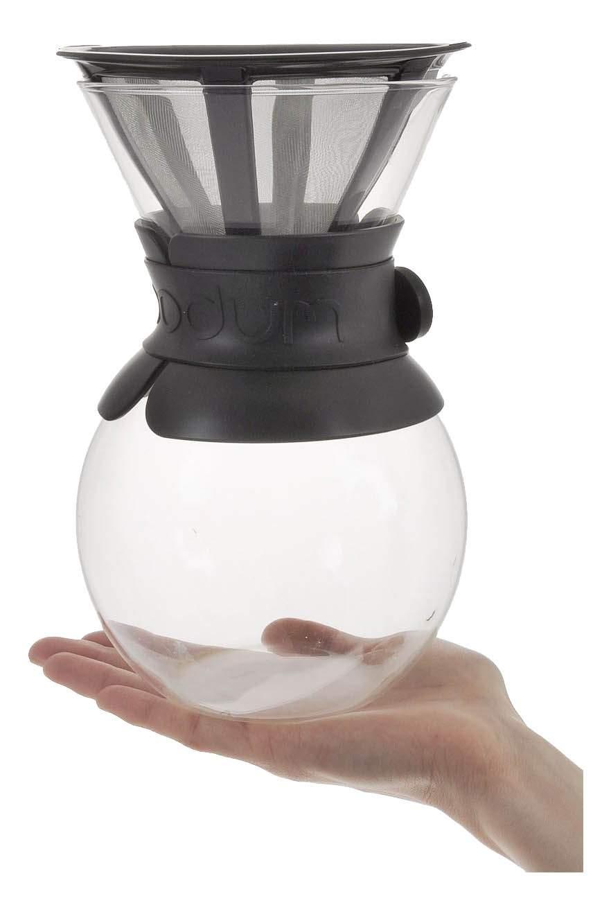Кофейник с фильтром Bodum Pour Over, 1л, 11571-01