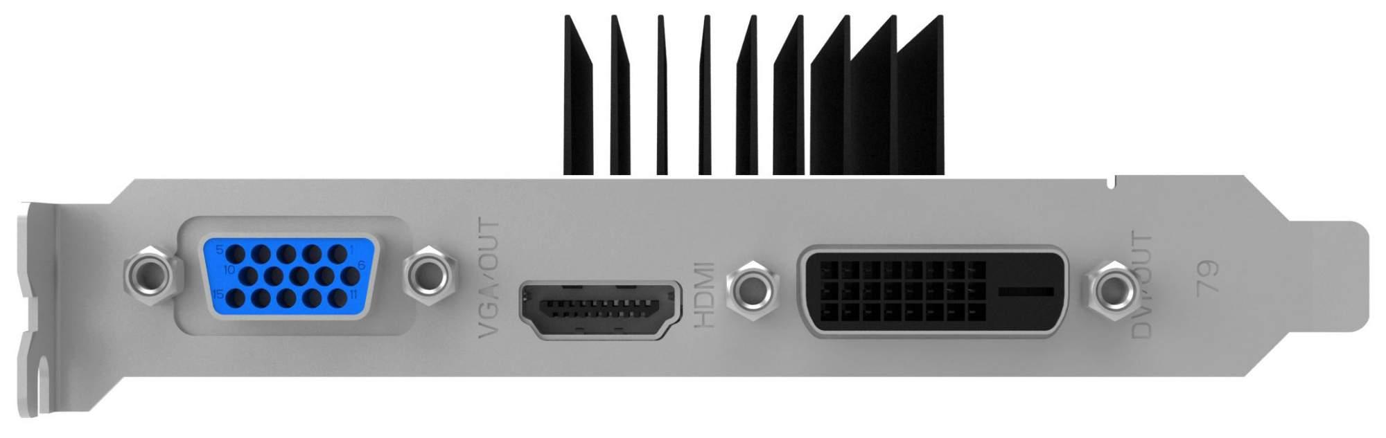 Видеокарта Palit GeForce GT 730 (PA-GT710-2GD3H)