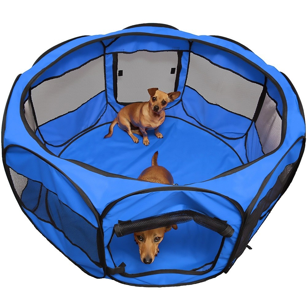 Вольер-тент для собак и кошек Dog Land, в ассортименте, 85х85х60 см