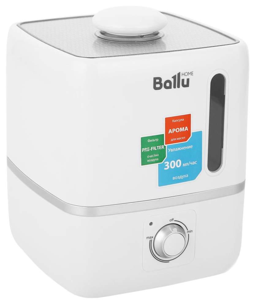 Воздухоувлажнитель Ballu UHB-310 White