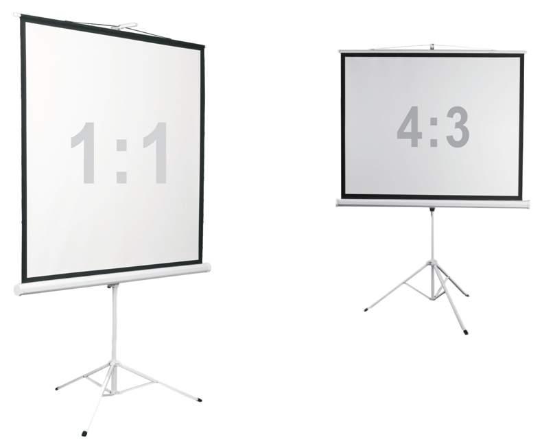 Экран для видеопроектора Digis Kontur-D DSKD-1105 Черный