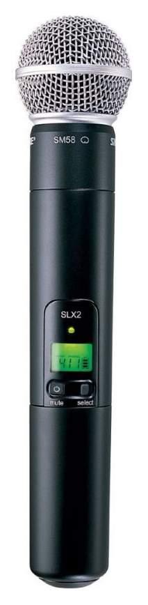 Микрофон Shure SLX2/BETA58 L4E