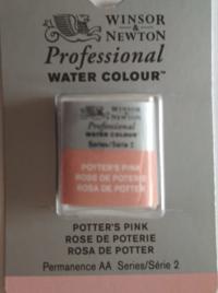 Акварель Winsor&Newton Artist's розовый поттер 14 мл