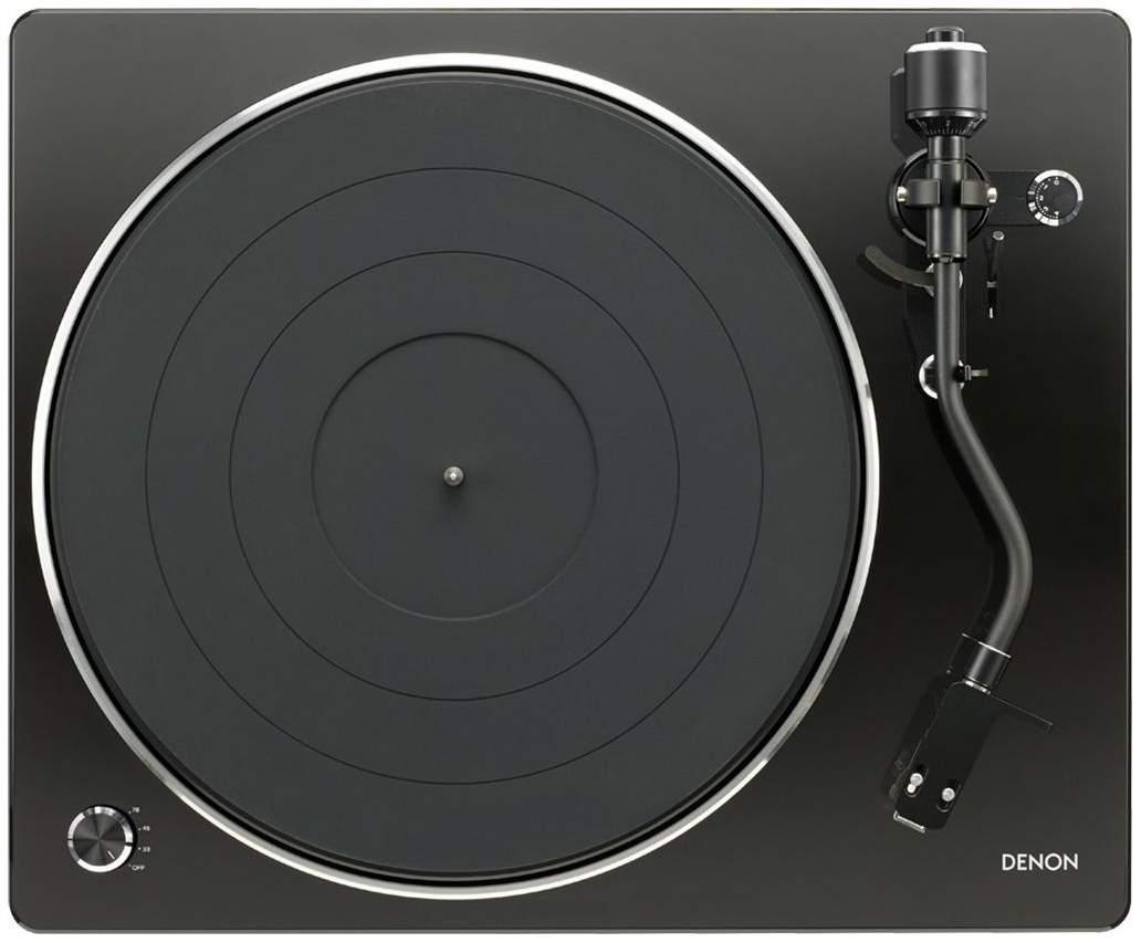 Проигрыватель виниловых пластинок Denon DP-400 Black