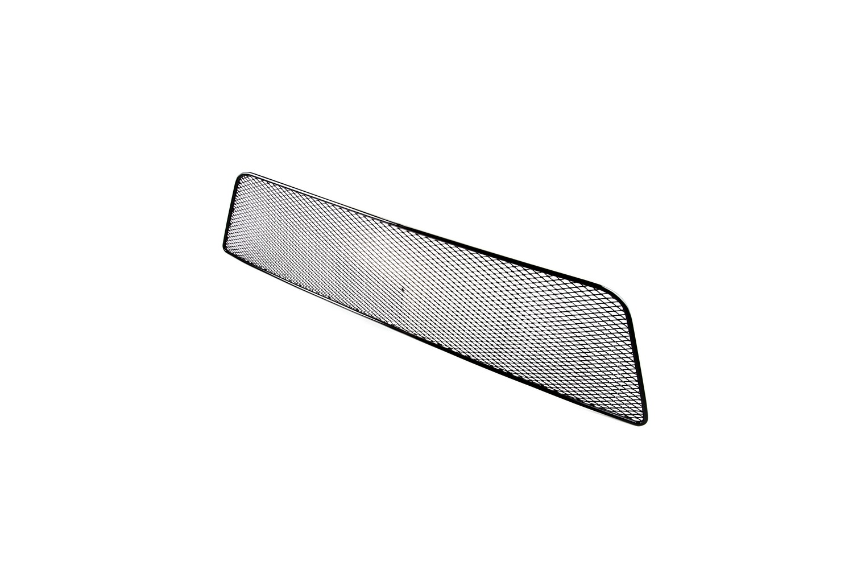 Сетка на бампер внешняя arbori для Nissan Terrano 2014, черная, 15 мм