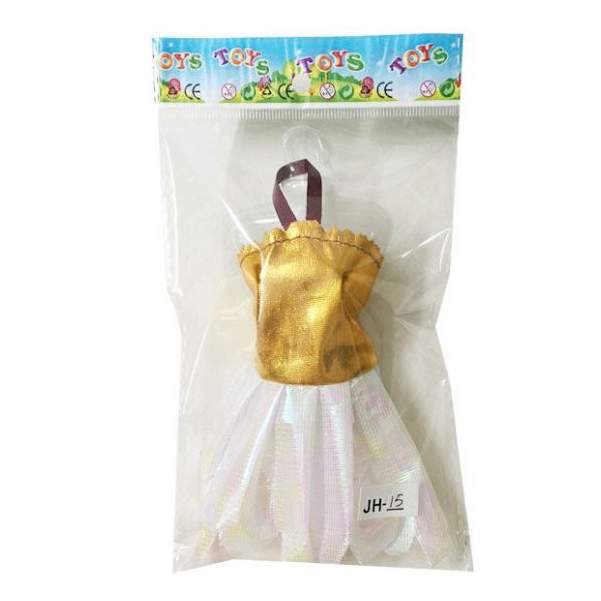 НАША ИГРУШКА Платье для куклы, 29 см 200062474