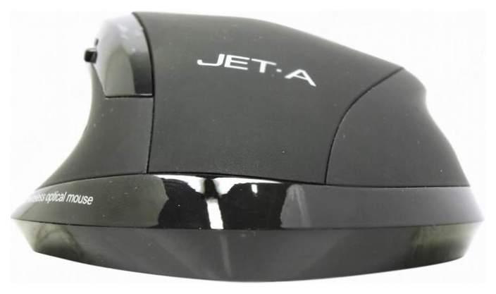 Беспроводная мышка Jet.A Comfort OM-U14G Black