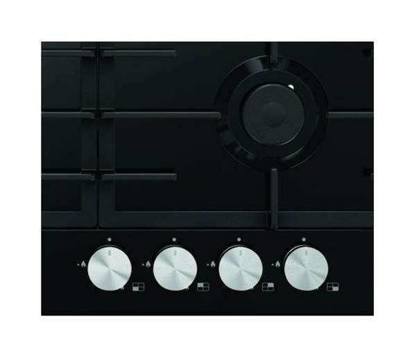 Встраиваемая варочная панель газовая Korting HG 630 CTN Pro Black