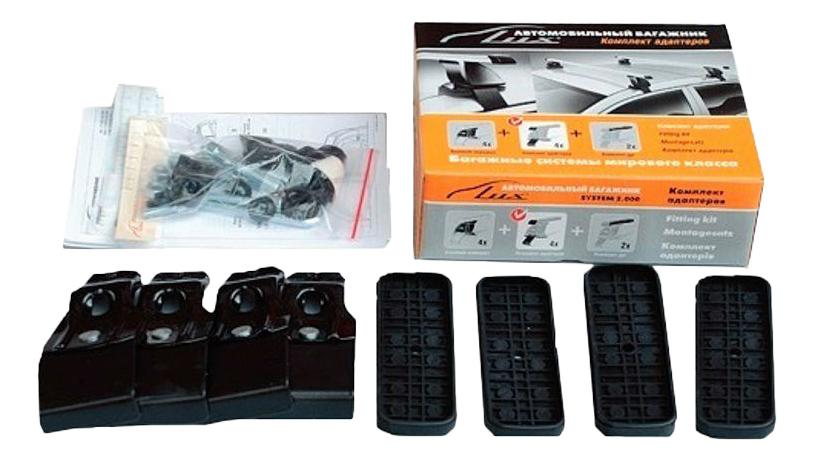 Установочный комплект для автобагажника LUX Nissan 699000