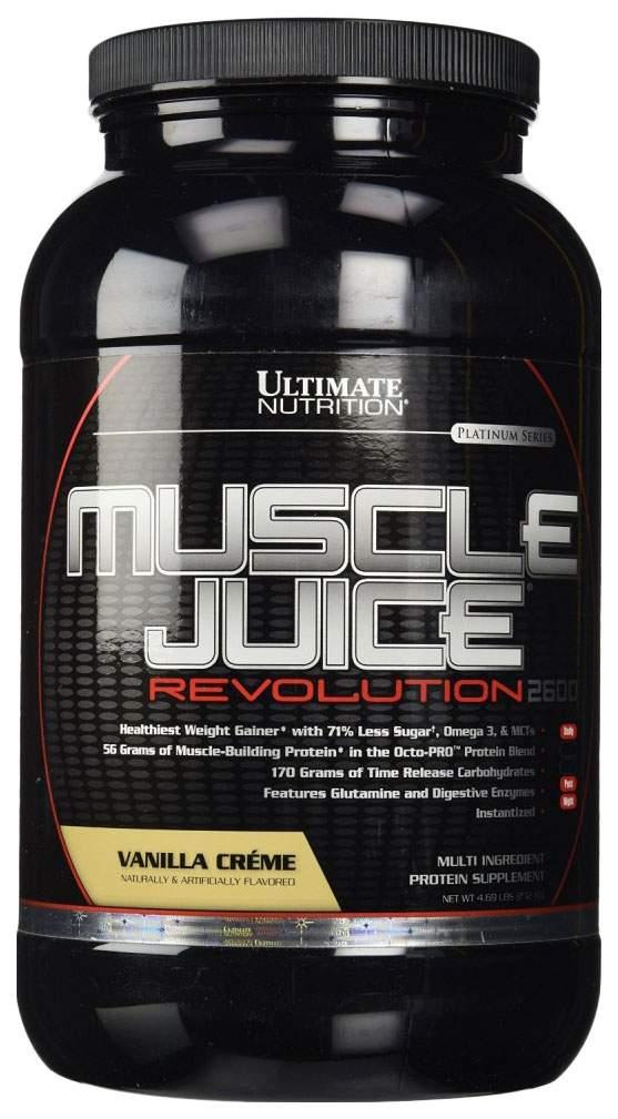 Гейнер Ultimate Nutrition Muscle Juice Revolution 2120 г Cookies & Cream