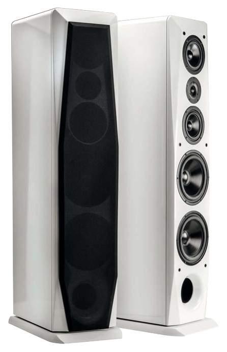 Колонки Radiotehnika GIANT FS-100 White
